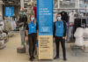 Primark launches clothing recycling scheme across all UK stores