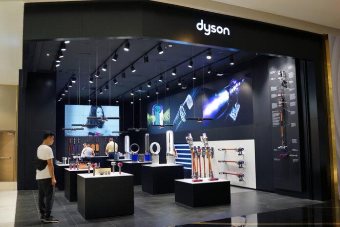 Dyson job losses redundancies covid-19 lockdown reopening