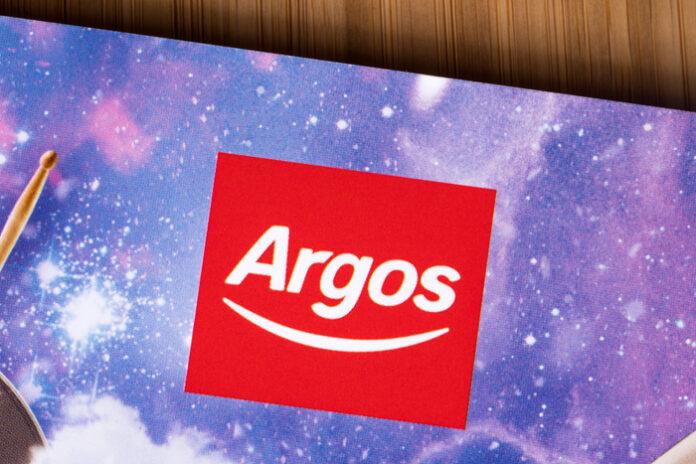 Argos catalogue online shopping
