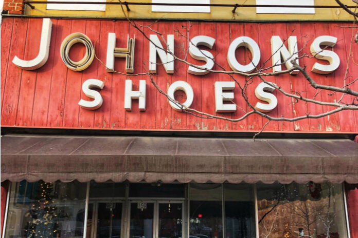 Johnsons Shoes administration