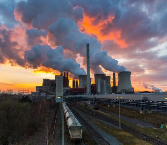 BRC carbon emissions Peter Andrews