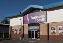 Bensons for Beds Mark Jackson Chris Howell
