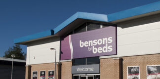 Bensons for Beds Mark Jackson Chris Howell