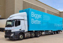 Primark rolls out greener trucks as part of UK logistics fleet