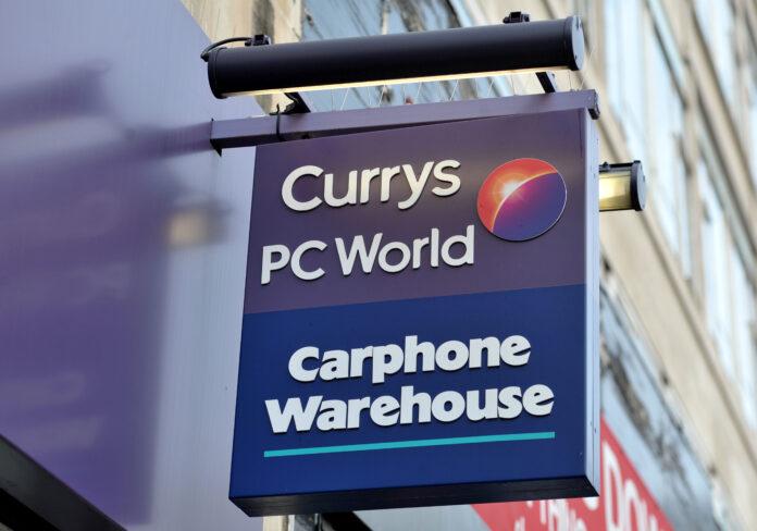 Dixons Carphone to axe 800 jobs as it overhauls store management