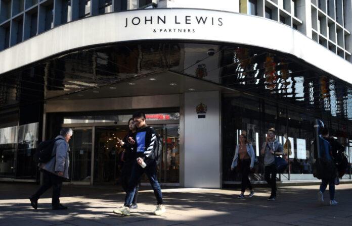 John Lewis store closures lockdown job losses redundancies covid-19