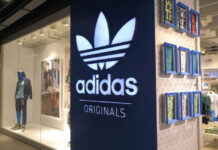 Adidas extends CEO's contract by five years