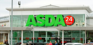 Asda DS Smith plastic packaging waste recycling