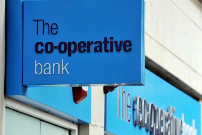 Co-op Bank slashes 350 high street bank branch jobs