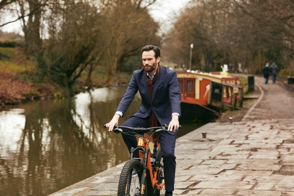 The tailoring retailer Skopes has launched its first sustainably-sourced suit collections made from recycled plastic bottles. Each suit is made from at least 45 recycled plastic bottles that would otherwise go to landfill.