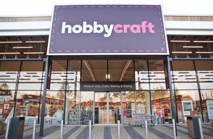 Hobbycraft COVID-19 lockdown reopening trading update