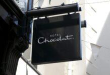 Hotel Chocolat new store