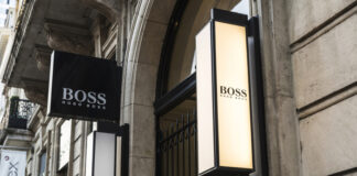 Hugo Boss trading update covid-19 lockdown store closures