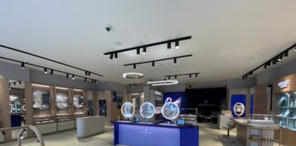 Swarovski opens the UK's first Crystal Studio