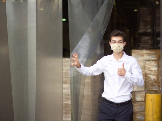 James Eid speaks to the Retail Gazette on creating his affordable face mask business Signature Masks, why donating to Beirut was so important to him and juggling work life while being a university student.