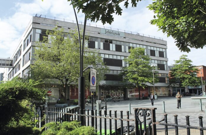 John Lewis to overhaul Sheffield store after signing new lease