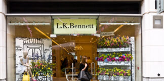 LK Bennett redundancies Darren Topp covid-19