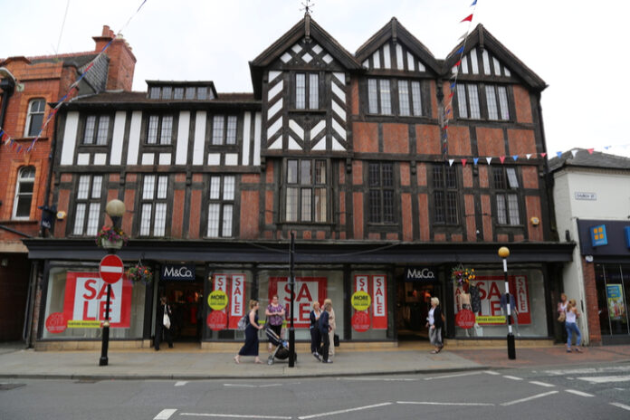 50 stores to shut with M&Co on brink of pre-pack administration