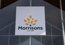 Morrisons Susanne Given Lyssa McGowan Andrew Higginson