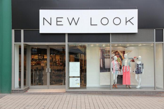 New Look creditors recapitalisation Nigel Oddy