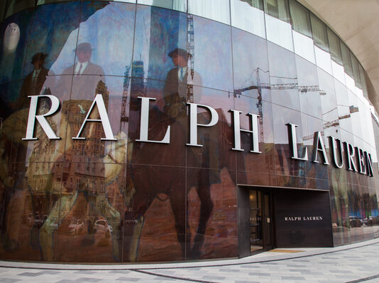 Ralph Lauren covid-19 lockdown