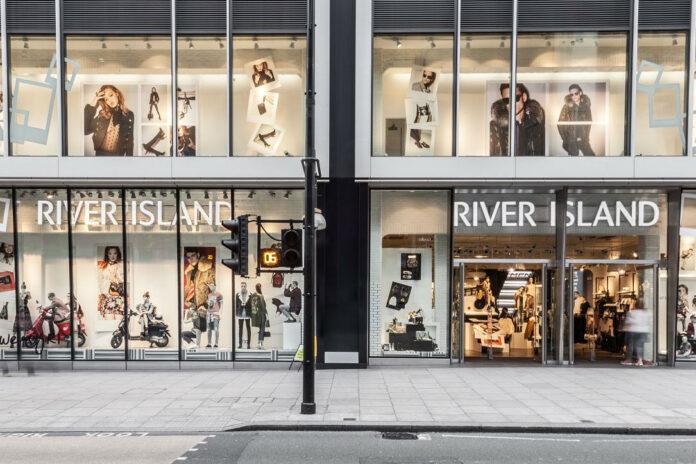350 job cuts at River Island amid store management shake-up