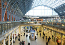 Train companies want the government to help retail tenants