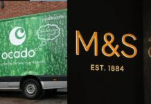 Marks and Spencer M&S Ocado