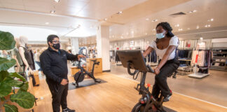 John Lewis launches Peloton concession partnership