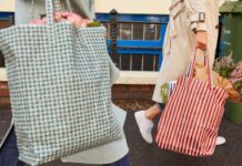 Cath Kidston releases a new Shopper bag where a 20% donation from each bag will go towards supporting The Prince's Trust Women Supporting Women Initiative.