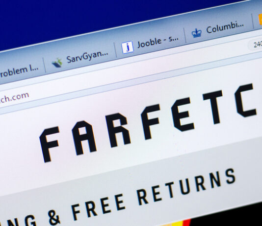 Farfetch trading update covid-19 lockdown