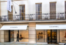 Chanel boutique west end JLL