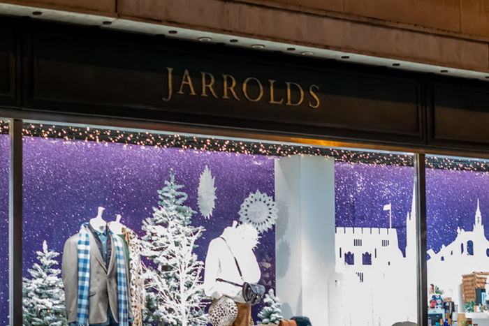 90 job cuts at heritage dept store Jarrolds, including CEO