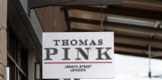 Thomas Pink flagship lockdown covid-19