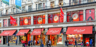Hamleys David Smith Mukesh Ambani