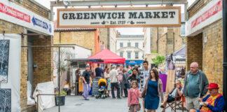 Greenwich Market rent covid-19 lockdown