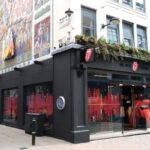 The Rolling Stones have opened their world exclusive flagship store on Carnbay Street in London's Soho.