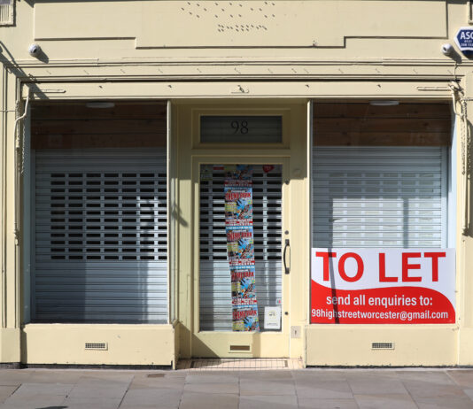 14,000 shops have shut down so far in 2020, a 25% increase on 2019