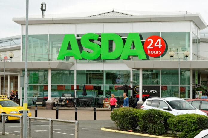 Asda EG Group Asda on the Move concept store