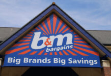 B&M set to enter FTSE 100