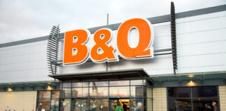 "B&Q launches ""Build a Life"" campaign"
