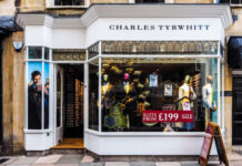 Charles Tyrwhitt team up with England Rugby