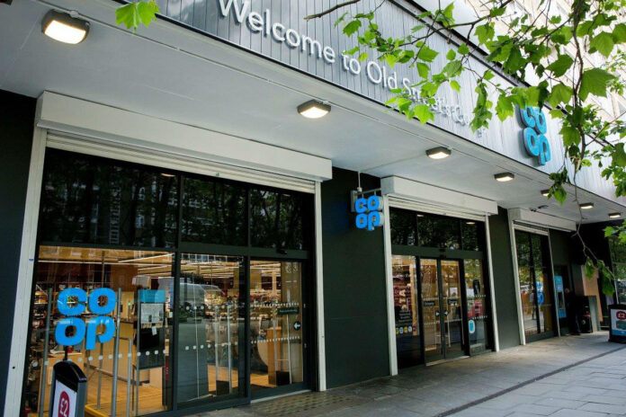 Co-op unveils new initiative to save tonnes of