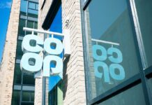 Co-op NEW STORES EXPANSION covid-19 lockdown David Roberts
