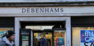 Debenhams is not on the brink & trading better than expected — Chairman