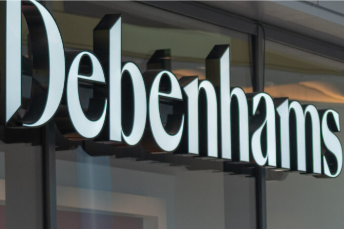 Debenhams sets deadline for suitors to place their takeover bids