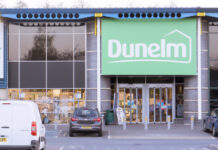 Dunelm trading update covid-19 pandemic lockdown Nick Wilkinson