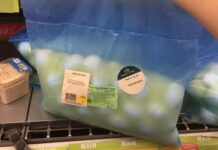 Friday Fun One : Morrisons' sacks of wet boiled eggs