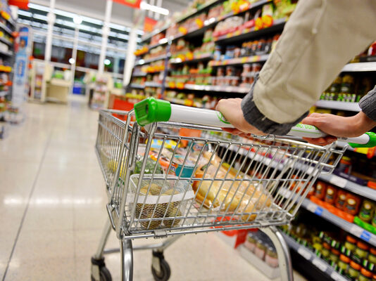 "Shoppers will ""face higher prices for weekly shop"" in no-deal Brexit"