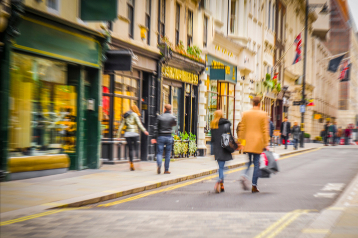 """Footfall """"not returning"""" to city centres as office staff stay home"""